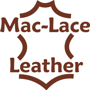 Mac-Lace Leather Logo